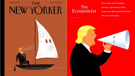 President Trump by In America 3 Devastating Magazine Covers On