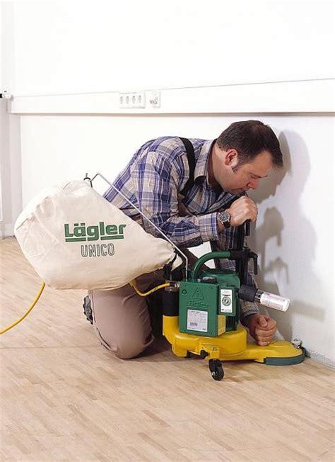 Lagler Unico Edger Edge Sanding Machine Each   Chicago