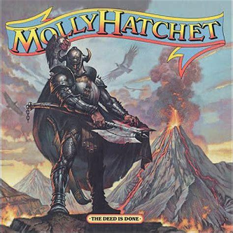 album cover rad molly hatchet