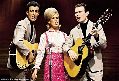 Pop Nosh Allen Best Herself by Dusty Springfield Fights With Lover And