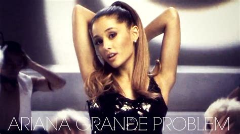 ariana grande problem music video makeup and hair tutorial