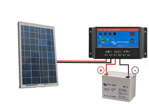 Installer Un Panneau Solaire by Guide De Montage Kit Solaire Autonome 12v 20w 30w
