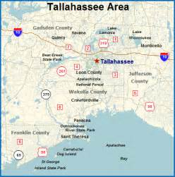 florida map tallahassee tallahassee florida city map tallahassee florida mappery
