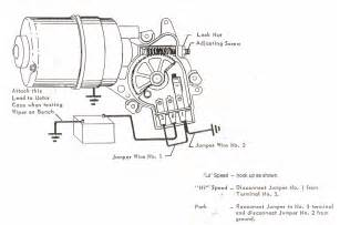12 volt windshield wiper motor wiring diagram 1968 camaro windshield wiper wiring diagram