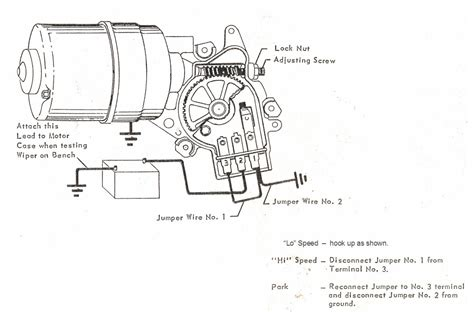 wiring diagram wiper motor fitfathers me