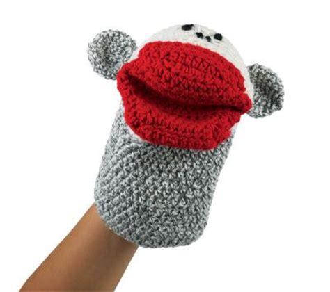 monkey puppet free crochet pattern designed by loops