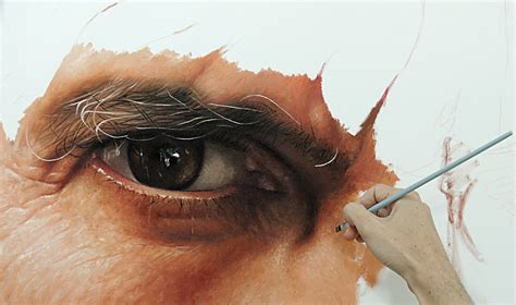 painting realistic hyper realistic painting by fabianomillani on deviantart