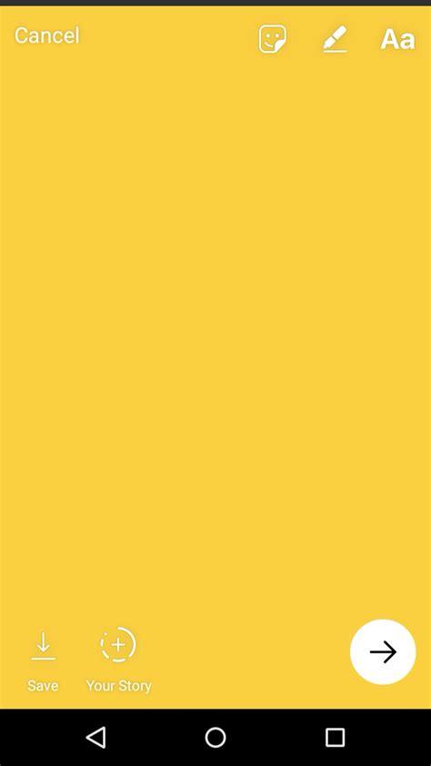 membuat background instagram cara mengganti atau membuat background di instagram