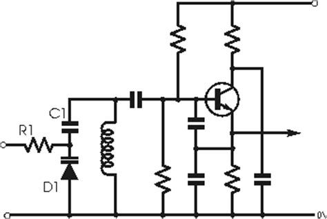 varactor diode oscillator varactor or varicap diode electronics and radio today clipart best clipart best