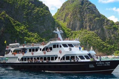 boat from phi phi to krabi phuket transfer services transfers in phuket and nearby