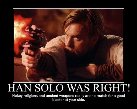 Solo Meme - han solo was right by acdraw on deviantart