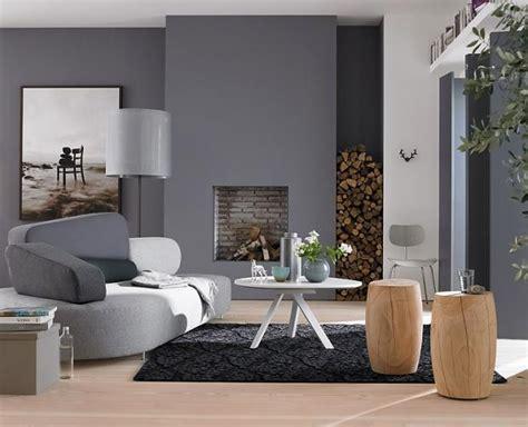wohnzimmer ausmalen wohnzimmer in der trendfarbe grau sch 214 ner wohnen
