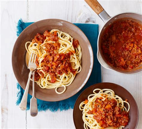 best spag bol recipe the best spaghetti bolognese food