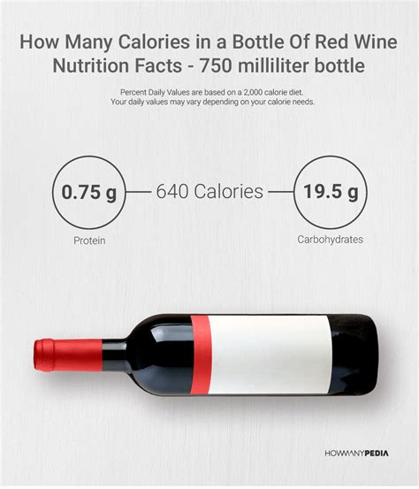 calories in how many calories in a bottle of wine howmanypedia