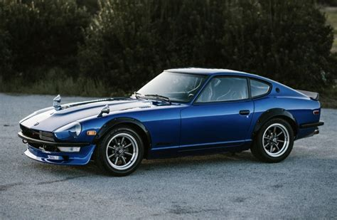 nissan z 240 l28et powered 1973 datsun 240z 5 speed bring a trailer