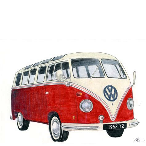 volkswagen drawing all sizes volkswagen cer drawing flickr photo