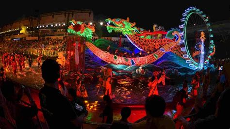 new year singapore events chingay parade in singapore a new year event