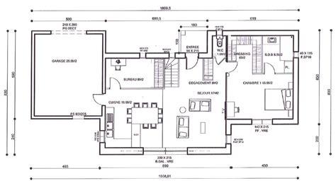 Excellent Modle Coquelicot Coquelicot Cubique Tage Cool Plan En L Avec Etage Partiel With A Etage