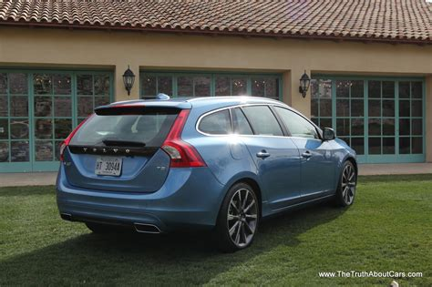 volvo station wagon 2015 2015 volvo v60 t5 sport wagon exterior the about cars