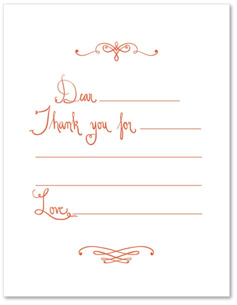 printable thank you note cards free printable thank you notes my frugal adventures