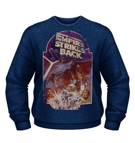 Hoodie Empire Strikes Wars Black wars empire strikes back sweatshirt official somethinggeeky