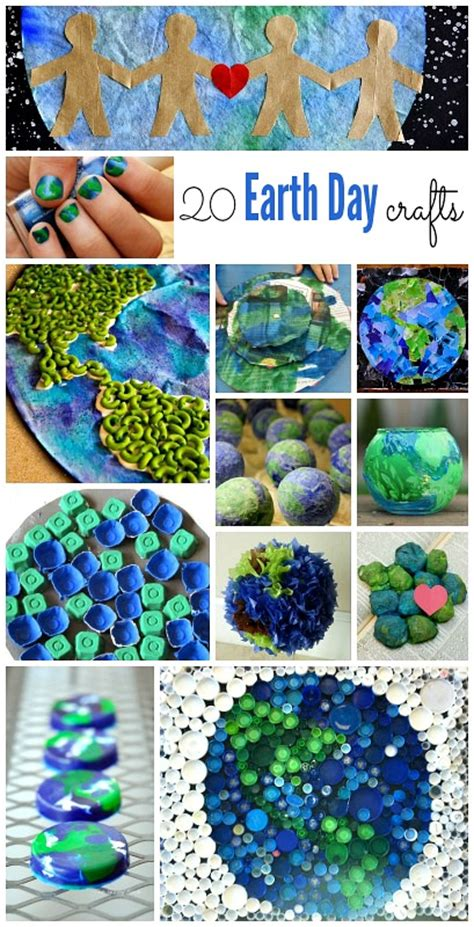 day kid crafts earth day crafts for to make