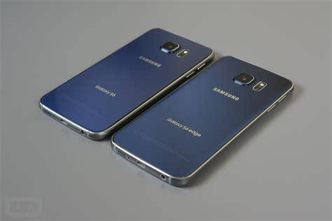Samsung Galaxy S6 samsung galaxy s6 vs galaxy s6 edge droid