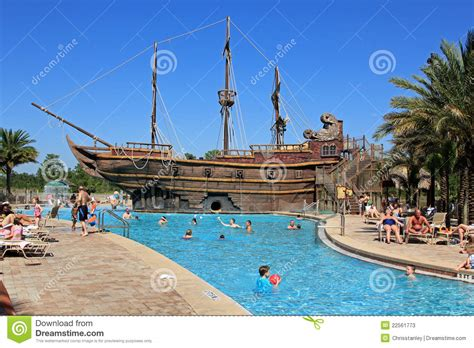 pirate ship editorial stock photo image 22561773