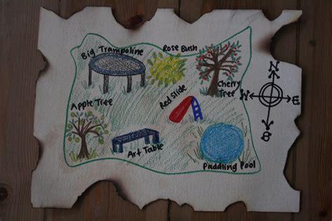 backyard treasure diy pirate map and treasure hunt games the imagination tree