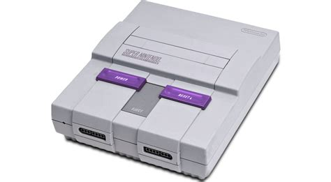 nintendo working on new console nintendo reportedly working on snes classic edition