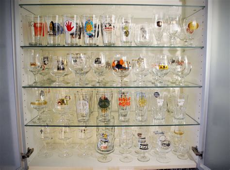 barware store how do you store your glassware community beeradvocate