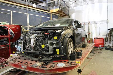 leons auto center auto body repair