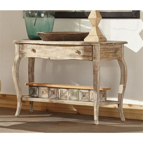 rustic console table with storage baxton studio newcastle brown and antique bronze storage