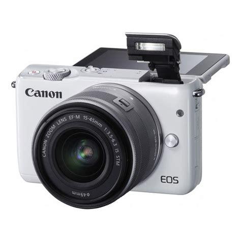 Jual Canon Eos M10 jual canon eos m10 kit ef m15 45mm white harga dan
