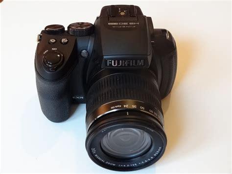 Kamera Fujifilm Hs30exr finepix hs30exr im test bridge troubled water