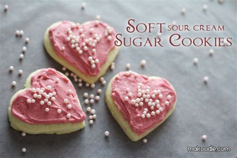 soft sour sugar cookies with cheese frosting