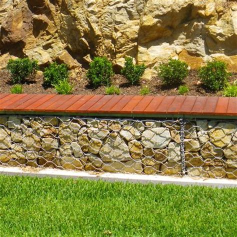 garden wall bench 17 best images about gabion benches on pinterest rocks