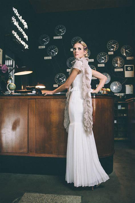 Brautkleider 30er Jahre by Vintage Brautkleid Im 30er Jahre Stil Mine 183 K 252 Ss Die Braut