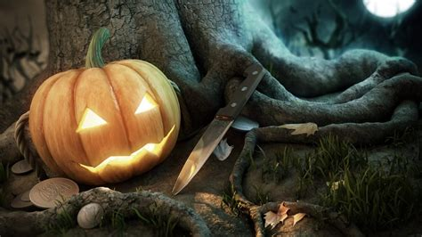 imagenes para pc resolucion 1366x768 fondo 3d de halloween 1366x768 fondos de pantalla y