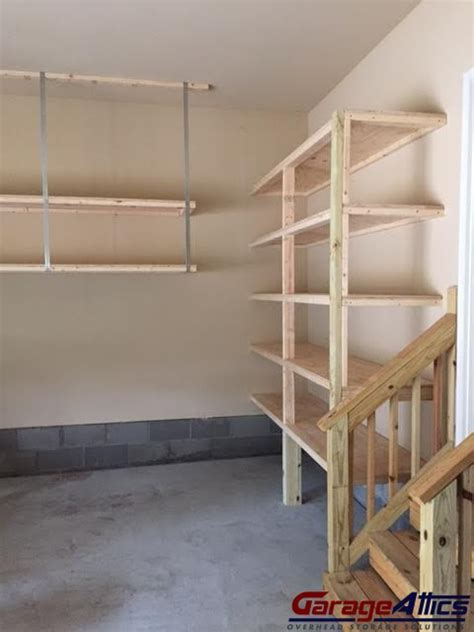 Garage Loft Shelving Garage Loft Shelving Driverlayer Search Engine