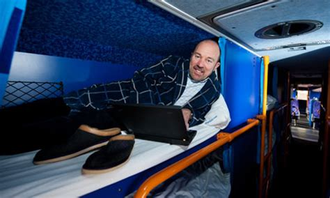 Overnight Sleeper Glasgow To by Megabus Gears Up For Overnight Sleeper Service Money