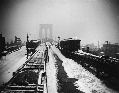 the great blizzard of 1888 pictures from the worst winter blizzards in new york city