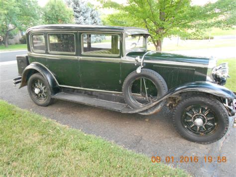 1930 buick for sale 1930 buick series 60 sedan barn find solid montana