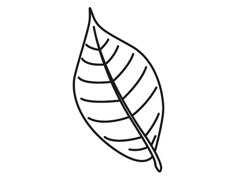 green leaf coloring pages flower leaves coloring pages download and print for free