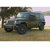 Car Pro Test Drive 2016 Jeep Wrangler Unlimited 75th Edition