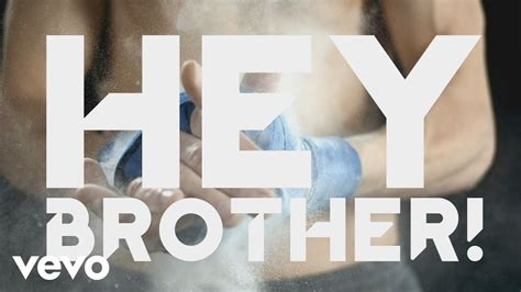 avicii hey brother lyric youtube