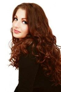 differnt methods of a spiral perm for long hair hairstyles hair colors on pinterest perms types of