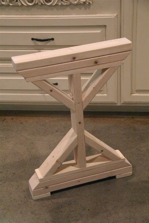 diy legs for table diy desk for bedroom farmhouse style shanty 2 chic