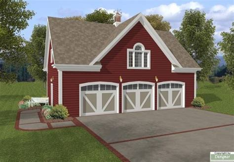 barn style garage with apartment plans hudson carriage house 7124 1 bedroom and 1 5 baths the