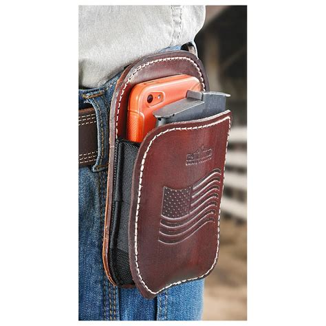 leather belt clip holster sportsman s guide